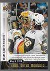 2017-18 Upper Deck Game Dated Moments Hockey Cards 18