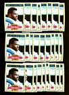 1980 TOPPS #392 FRED DEAN LOT OF 45 MINT F97547