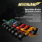 CNC Short Adjustable Brake Clutch lever for DUCATI S2R1000 MS4/MS4R 900SS/1000SS
