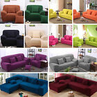 1 2 3 4 Seater L Shape Stretch Chair Sofa Cover Couch Cover Elastic Slipcover