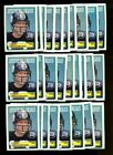 1983 TOPPS #358 TERRY BRADSHAW LOT OF 53 MINT F103666