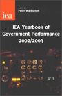 Iea Yearbook 2002/2003 Pb  BOOK NEU