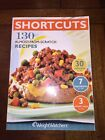 Weight Watchers cookbook SHORTCUTS book Points Plan food guide meals recipes