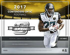 2017 Panini Contenders Optic Football Hobby Box New Sealed