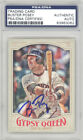Buster Posey Autographed Signed 2016 Topps Gypsy Queen Card Giants PSA #83963062