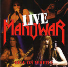 Manowar ‎– Hell On Wheels (Live) Metal Blade Records ‎– 3984-14257-2,  2 x CDs