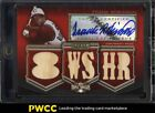 2010 Topps Triple Threads Frank Robinson AUTO BAT PATCH 16 #TTAR-189 (PWCC)