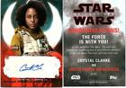 2017 Topps Star Wars The Last Jedi Trading Cards 20