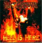 The Crown - Hell Is Here NEW CD