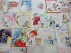 Vintage Greeting Card Lot Over 100 ALL UNUSED 1950s 1970s