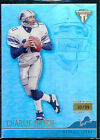 2001 CHARLIE BATCH PACIFIC PRIVAYE STOCK TITANIUM PREMIERE DATE NFL CARD (37/99)