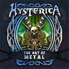 Hysterica - The Art Of Metal Brazilian Edition All Female Traditional Metal