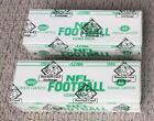 (2) 1989 SCORE FOOTBALL VENDING BOX BBCE SHRINK WRAPPED FROM A SEALED CASE FASC