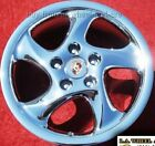 SET OF 4 NEW CHROME 18 Rims for PORSCHE 986 BOXSTER HOLLOW NH1150