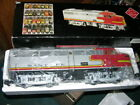 Aristo Diesel Locomotive  ART 22010 G Scale Locomotive  Santa Fe