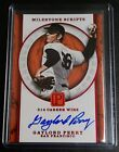 2016 Panini Pantheon * Giants GAYLORD PERRY MILESTONE SCRIPTS RED AUTO 10
