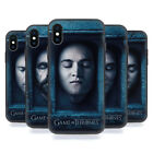 HBO GAME OF THRONES FACES 2 HYBRIDE CLEAR HÜLLE FÜR iPHONE HUAWEI SAMSUNG HANDYS