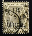 nystamps Great Britain Stamp  O6 Used 140