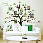 Timber Artbox Large Family Tree Photo Frames Wall Decal Sweetest Highlight of