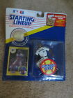 1991 Extended Ken Griffey Jr Starting Lineup Seattle Mariners with Coin