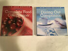 WEIGHT WATCHERS 2009 edition COMPLETE FOOD Points DINING OUT 6 08 Lot of 2