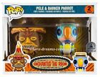 Pele and Barker Bird POP Vinyl Figure Set by Funko Disney Parks Exclusive NEW