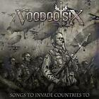 Voodoo Six - Songs To Invade Countries To (NEW CD)