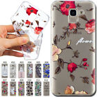 For Samsung Galaxy J62018 Painted TPU Soft Skin Case Rubber Silicone Gel Cover