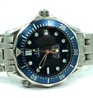 Very Rare Omega Seamaster Professional S/S Date Automatic 300m Watch