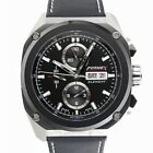Formex 1200 Element Swiss Automatic Chronograph Stainless Steel Watch