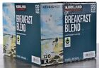 Kirkland Signature Breakfast Blend 120 K Cups Keurig HOT Brew Light Roast Coffee