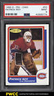 1986 O-Pee-Chee Hockey Patrick Roy ROOKIE RC #53 PSA 9 MINT (PWCC)