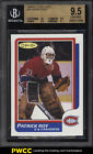 1986 O-Pee-Chee Hockey Patrick Roy ROOKIE RC #53 BGS 9.5 GEM MINT (PWCC)