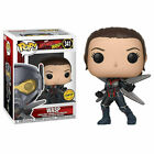 Ant-Man The Wasp Funko Pop Limited Chase Edition Vinyl Figure Bobblehead Gray