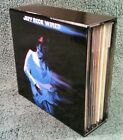 JEFF BECK JAPAN OBI MINI LP 7 TITLE (8 CD)  'WIRED' BOX SET MHCP 583-590