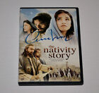THE NATIVITY STORY DVD Signed by OSCAR ISAAC Autograph