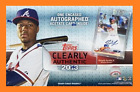 2018 Topps Clearly Authentic ... Factory Sealed Hobby Box