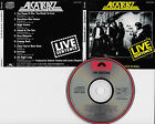 ALCATRAZZ Live Sentence CD 1991 Polydor Records Japan IMPORT POCP-1836 Rainbow