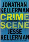 Crime Scene by Jonathan Kellerman SIGNED First Edition