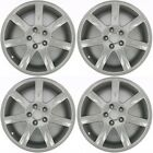 Set of 4 Reconditioned Volvo OEM 17x7 VOLANS Rims Wheels for 850 C70 S70 V70