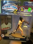 2001 Starting Lineup 2 SLU MLB Barry Bonds San Francisco Giants HOF RARE!!