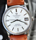 Vintage 1970 Omega Constellation Watch RARE & Stunning Meister Dial Runs Well ++