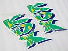 Motorcycle Fairing Sticker Decal for Kawasaki KDX 125 200 250 400 4500#33