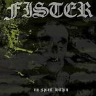 FISTER-NO SPIRIT WITHIN CD NEU