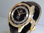 Omega De Ville Hour Vision Co Axial 431.63.4121.13001 18k Rose Gold $19,500 NIB