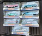 7 Toy CAR LOT 1 43 MATCHBOX DINKY COLLECTION CADILLAC CORVETTE MUSTANG BEL AIR