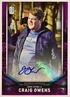 2017 Topps Doctor Who Signature Series Trading Cards 8