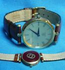 Vintage Gucci Gold Dial Unisex Wrist Watch