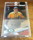 2017 Topps Clearly Authentic Baseball Cards 20