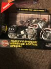 1996 Harley-Davidson Buddy L Heritage Softail Special Toy Motorcycle -
